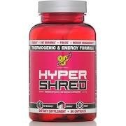 2015 For BSN, Hyper Shred, Thermodynamic Metabolic Activator, 90 Capsules
