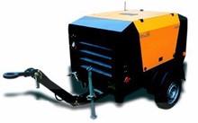 Screw compressor with diesel engines Kubota and Deutz, VVP series
