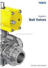 Brewery used beer company , will you purchase our high quality sanitary ball valve ?