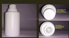 100 ML Round HDPE Bottle for Paint & Agrochemical
