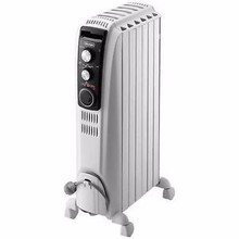DELONGHI - DRAGON 4. OIL FILLED RADIATOR 1.5 KW TRD40615T