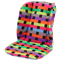 Colorful Comfortable and Soft Baby Infant Suitable Stroller Pram Pushchair Liner Padding Cover Mat Car Safety Seat Chair Cushion