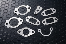 Custom-made seal gasket for automobile , wide range of materials available