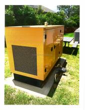 2007 Olympian Natural Gas electrical Generator