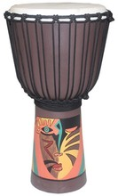 JM-15 Jammer Djembe Series, wooden hand drum, percussion music instrument.