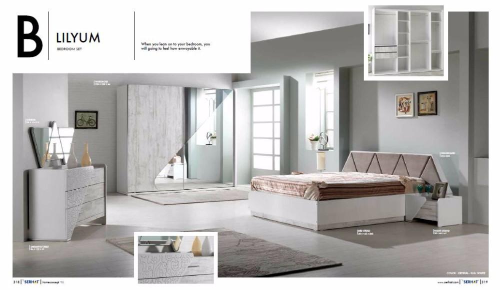 Cheap Modern Desing Bedroom Set 2015 Buy Bedroom Furniture Sets Product On