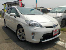 Japanese second hand Toyota Prius hybrid used car , parts available