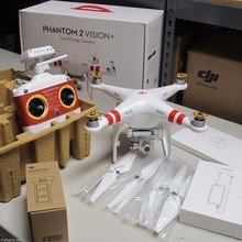 For The New DJI Phantom 2 Vision+ RTF Drone GPS Auto - Pathfinder Remote Control Quadcopter with 14.0MP HD Camera