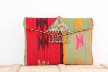 Bolsos Kilim - Clutch Bag - Women Handbag - Crossbody Bag