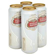 100% Original & authentic Stella Artois Premium Lager Beer 24 x 330ml