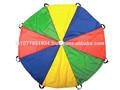 paracaídas de niños