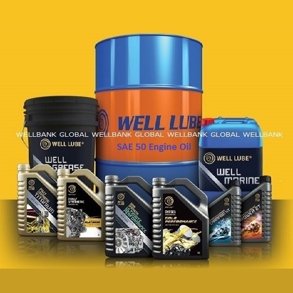 Made in singapore sae 50 for How is motor oil made
