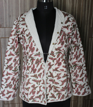 Women Quilted Cotton Jacket