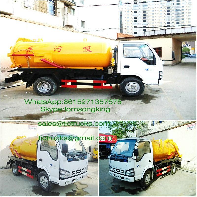 ISUZU Vacuum tanker Truck -288.jpg