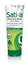 Sativa Daily Acne & Pimples Soap