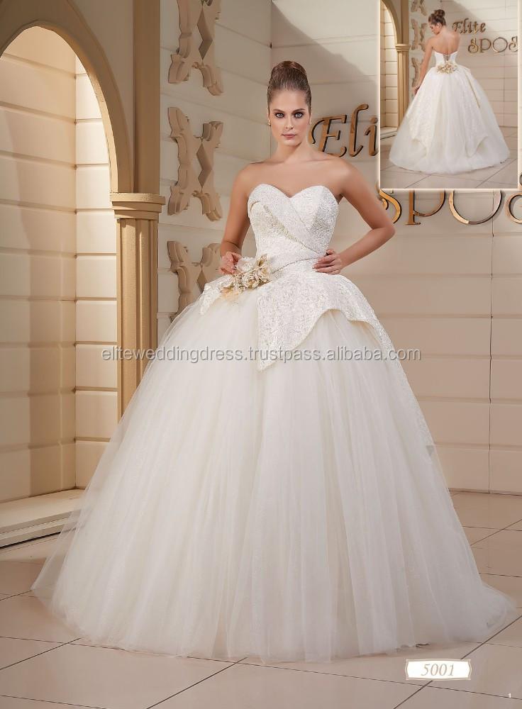 Turkish Elegant Wedding Dress Bridal Buy Wedding Dress