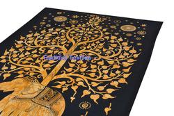 RT-777 Beautiful Mandala Tapestry Indian Dome Tapestry Wall Hanging Wall & Home Decor wholesaler Jaipur