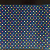 pongee colorful dots printed 190T polyester pongee waterproof umbrella fabric