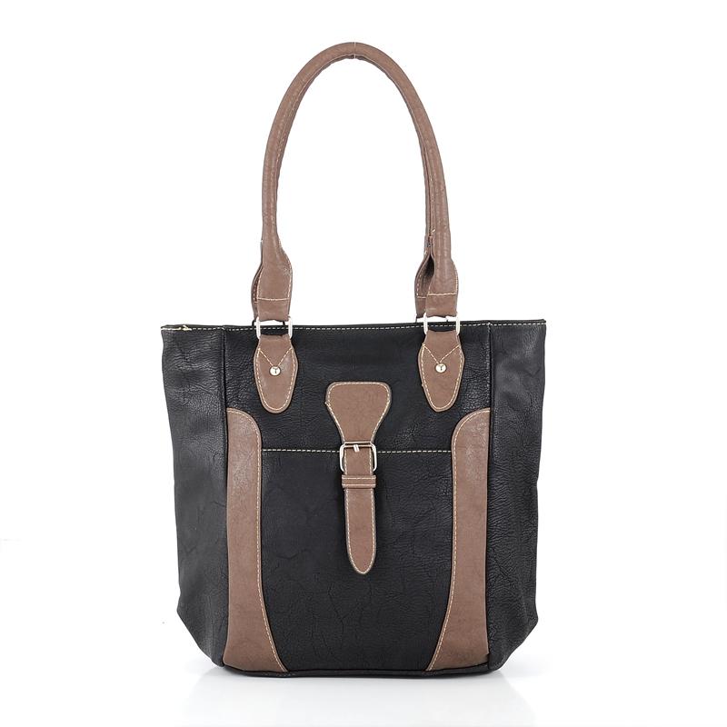 Popular  Leather Tote Bag Women Shoulder Handbag Satchel Office Work  EBay