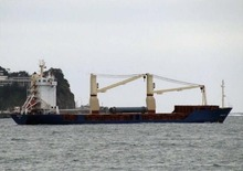 Container Ship BKI Class PGA-CJ082515 For Sale