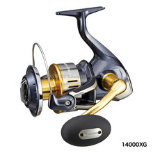 Twinpower SW spinning reel items for fishing sea bass with durable body built