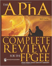 APHA FOR THE COMPLETE REVIEW OF PHARMACY 2015