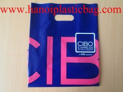 Luxury shopping plastic bag wholesale competitive price
