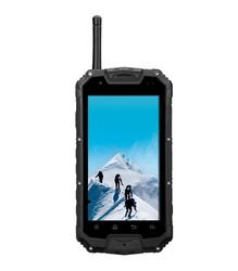 rugged smartphone MTK6589 quad core android phone 3g dual sim 2.0MP+8.0MP waterproof phone SNOPOW M8+ wireless charger