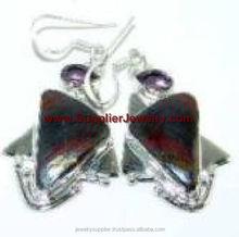 Wholesale Blue Lace Jewels K821