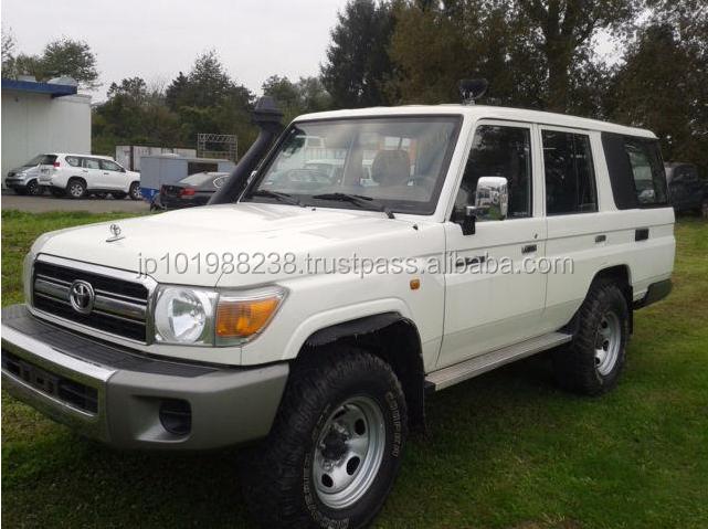 Used cars toyota land cruiser hzj 76 pick up lhd 3874 diesel buy