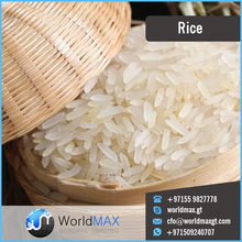 Machine Cleaned 100% Long Grain White & Parboiled Rice at Best Selling Rate