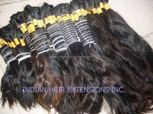 Indian virgin human hair extensions many textures available, Unprocessed Virgin Human Hair Extension, Inidan Virgin Human Hair