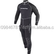 Scubapro 6.5mm Nova Scotia Semi, Dry Wetsuit .. - Black - Small