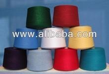 Dyed muti-colored yarn,wool/nylon yarn,17nm/4