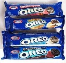 Oreo Chocolate 137g/biscuit/cookies/ice cream/chocolate/Vanilla