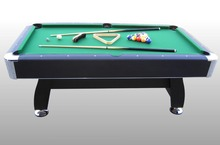Biliard tables with balls
