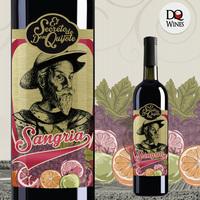 Secreto de Don Quijote Sangria