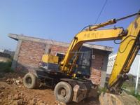 Used Komatsu PW100-3 Wheel Excavator, Komatsu PW100-3 Wheel Loader For Sale
