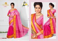 Exclusive Cotton Sarees Designs