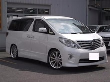 Toyota Alphard 240S Limited ANH20W 2009 Used Car