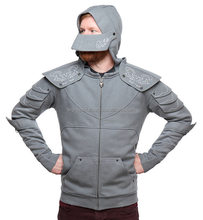 awesome design knight hoodie