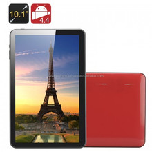 10.1 Inch Quad Core Tablet PC 'Kappa' - All Winner (Red)