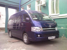 2008 Toyota Hiace Commuter KDH223R MY07 - Only 50,000kms