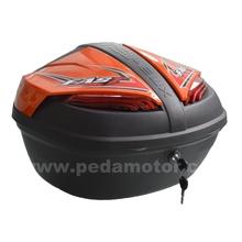 (Cobra 32L) 2015 PEDA MOTOR NEW Motorcycle TOPCASE PP box tail boxes Italian fasion design (PEDA MOTOR high quality)
