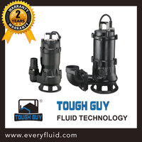 Submersible Pond & Fountain Pump-Tough Guy SSC series