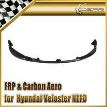 For Hyundai Veloster NEFD NAV Carbon Fiber lip