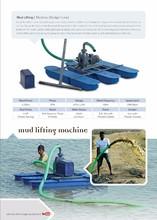 la bomba de lodo para la pesca y la acuicultura