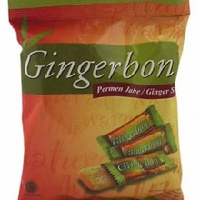 Gingerbon Ginger Chewing Candy