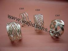 Classical Napkin Ring For Used Wedding Decoration Manufactured By Wajidsons Corporation