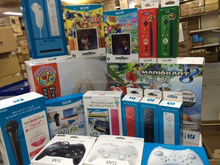 Japanese major brand TV game console wholesale for toy store